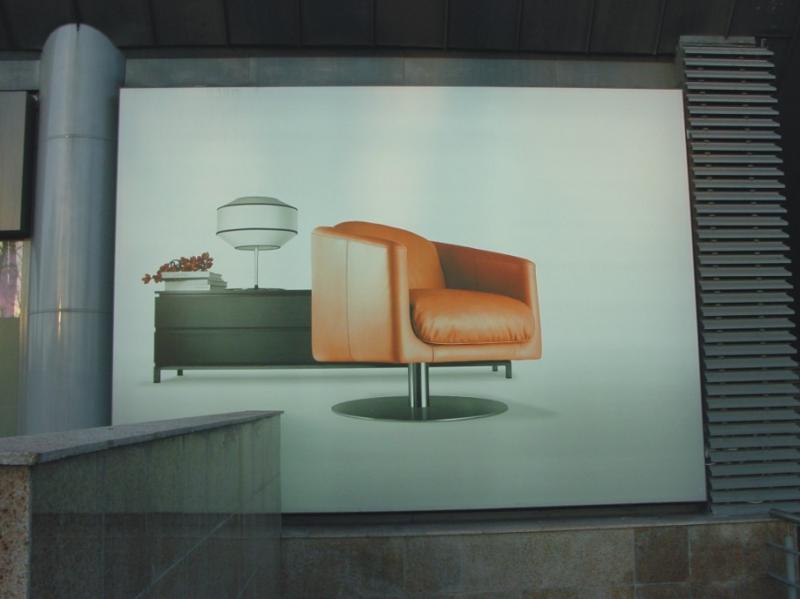 kaseton reklamowy