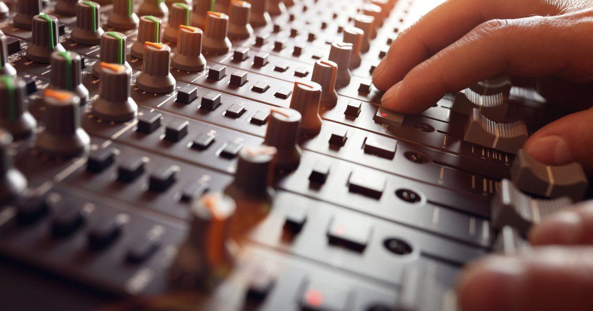 oprogramowanie muzyka