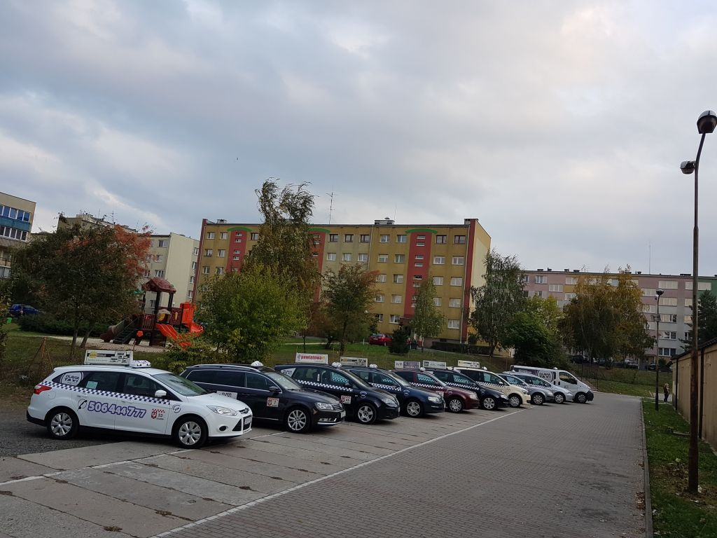 taxi Oleśnica